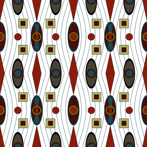 En Pointe fabric by woodsworks on Spoonflower - custom fabric