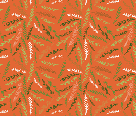 Redwood Park fabric by jenimp on Spoonflower - custom fabric