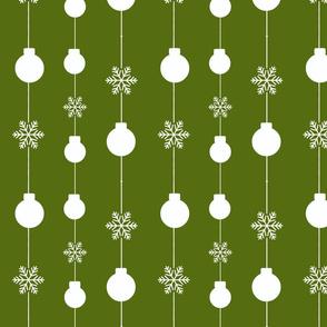 Ornaments Shower-Green