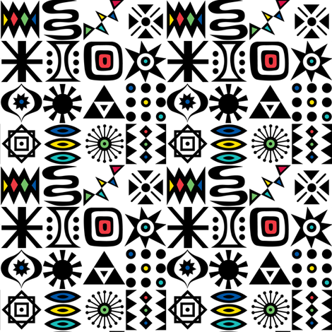 Flash Forward fabric by andibird on Spoonflower - custom fabric