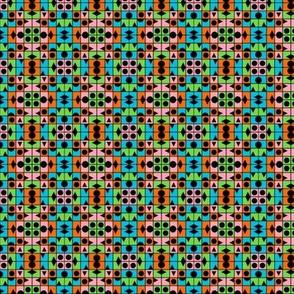 TUTTI FRUTTI SPRING Small Scale Geometric