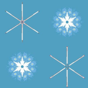 Thermometers and Snowflakes
