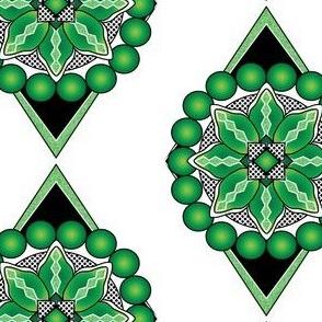 Emerald-Pearls