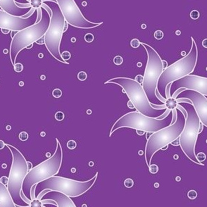 Amethyst-Pinwheel