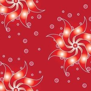 Ruby-Pinwheel
