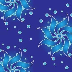 Sapphire-Pinwheel