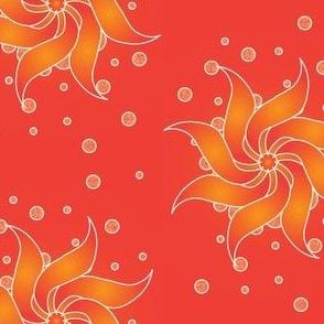 Orange-Pinwheel