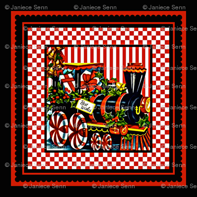 """18"""" Holiday Pillow cover"""