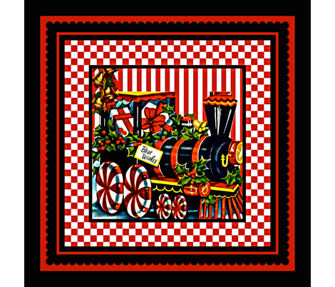 """18"""" Holiday Pillow cover fabric by whimzwhirled on Spoonflower - custom fabric"""