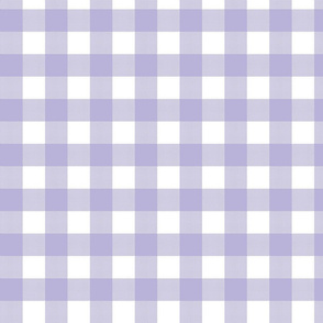 Gingham Check Purple