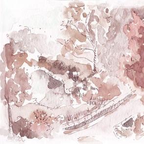 Greenville Sketchbook Autumn