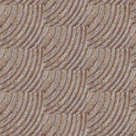 Pine_Tree_Rings_up_close_II fabric by linda*glass on Spoonflower - custom fabric