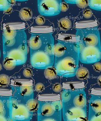 Fireflies of the Mason-Small