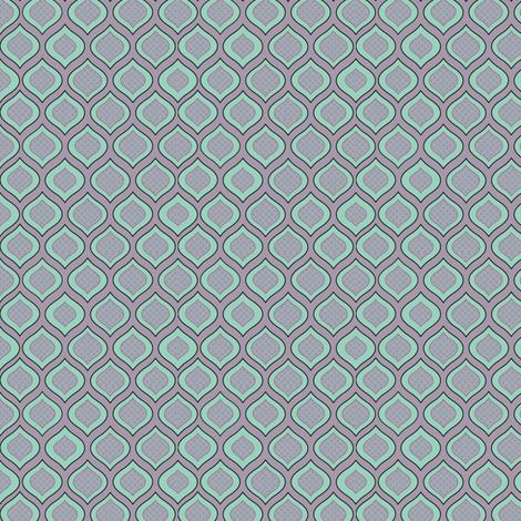 Ogee fabric by beccaliz on Spoonflower - custom fabric