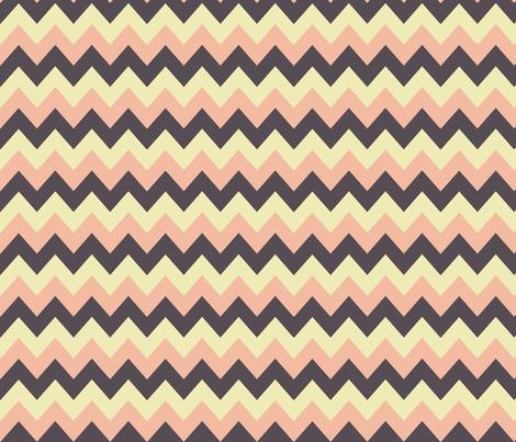 Chevron_GCP fabric by firedryad1 on Spoonflower - custom fabric