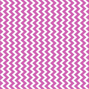 chevron in grape lilac light horizontal