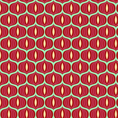 milkandhoney fabric by gaiamarfurt on Spoonflower - custom fabric