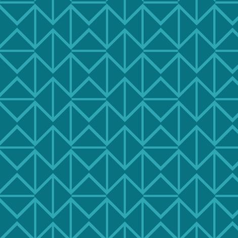 MK Geometric fabric by mariafaithgarcia on Spoonflower - custom fabric