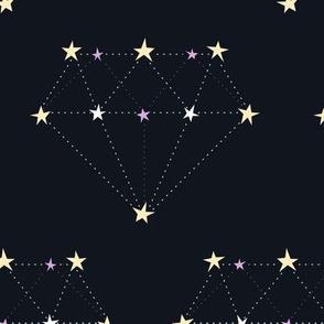 Diamond constellations