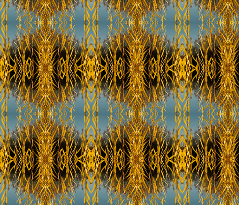 Golden Willows 3972 fabric by falcon11 on Spoonflower - custom fabric