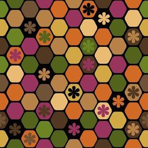 BZB Honeycomb Fall