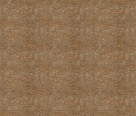 encrusted bark toast fabric by glimmericks on Spoonflower - custom fabric