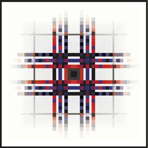 Pixelating Plaids