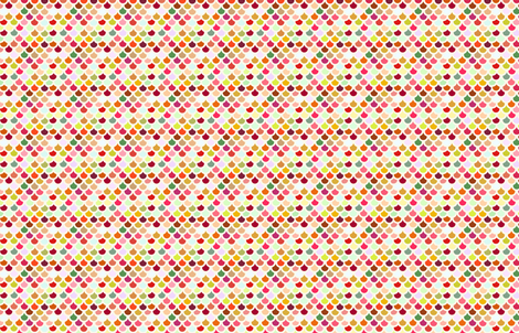 Scallop fabric by graceful on Spoonflower - custom fabric