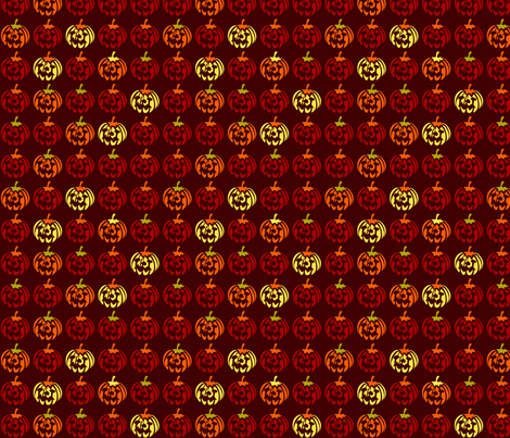Pumpkin Pumpkin fabric by ebygomm on Spoonflower - custom fabric
