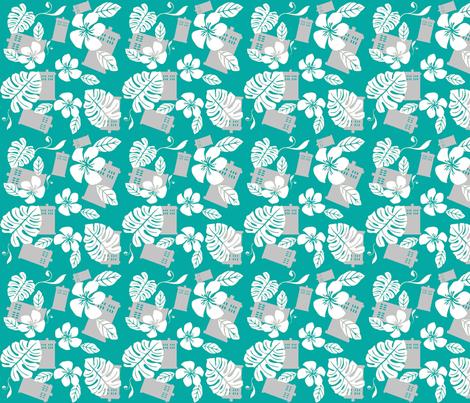 Aloha_Sweetie_2_-_grtl fabric by morrigoon on Spoonflower - custom fabric