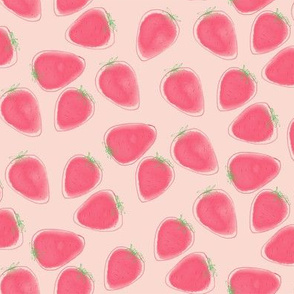 Strawberry Jumble