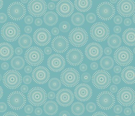 constellation fabric by ajgul on Spoonflower - custom fabric