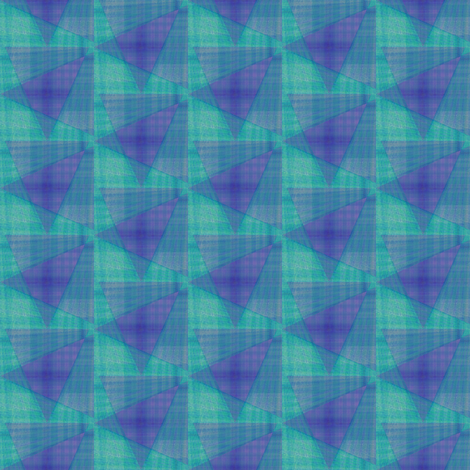 Flying in the Abstract fabric by anniedeb on Spoonflower - custom fabric