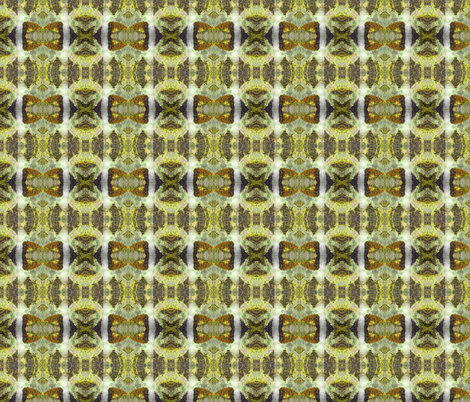 Stone Age Jack (yellow) (xxxs-lo) fabric by prettyrockdesigns on Spoonflower - custom fabric