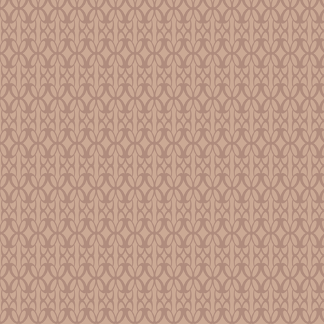 Autumnal Flora in Nude fabric by laude_designs on Spoonflower - custom fabric