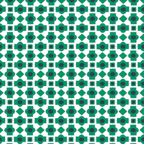 Geometricpattern fabric by believeitdesigns on Spoonflower - custom fabric