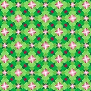Christmas Tetragons