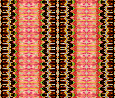 Lesbis fabric by joancaronil on Spoonflower - custom fabric