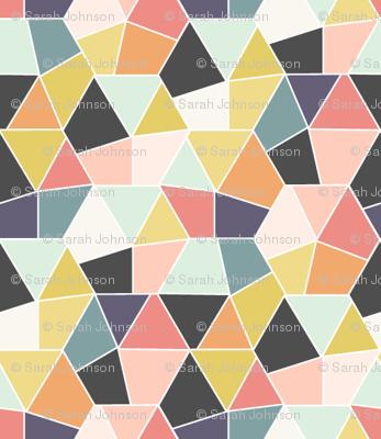 Fractured Hexagons