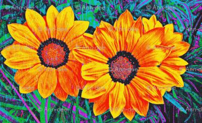 beautiful yellowed 2