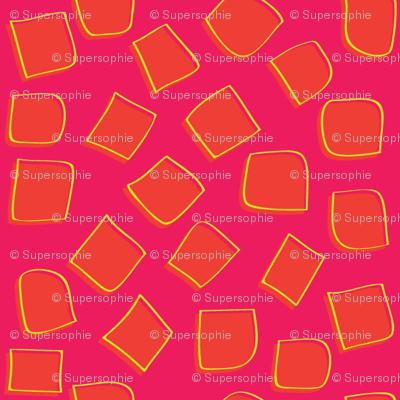 Ecailles d'orange