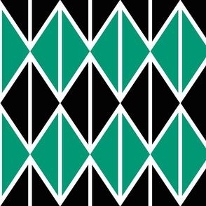 Emerald_Black_White_Triangles