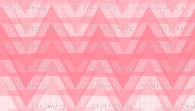 Zig Zag Pink [small print]