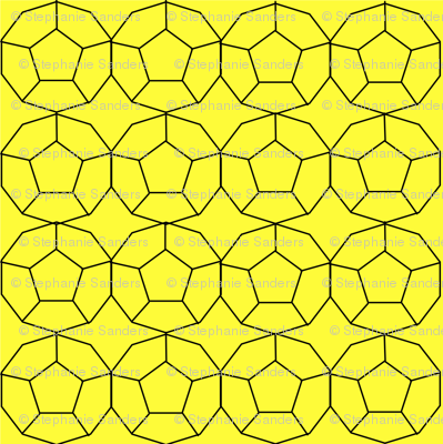 Golden Dodecahedrons