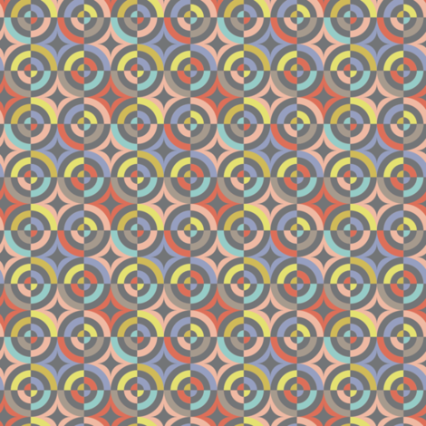 Cirques fabric by wrapartist on Spoonflower - custom fabric