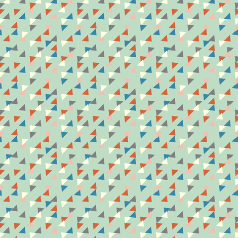 triagonal fabric by nadiahassan on Spoonflower - custom fabric