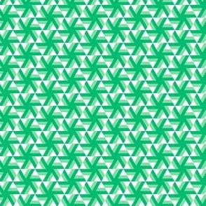 Emerald Pinwheel