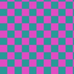Checkerboard_pink-cyan_by_Iuliasan