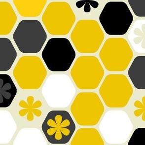 BZB Honeycomb Bees
