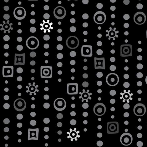 gadget fabric by reginamartinedesign on Spoonflower - custom fabric